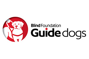 Blind Foundation Guide Dogs Logo2