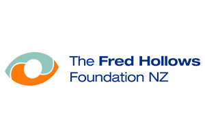 Fred Hollows logo