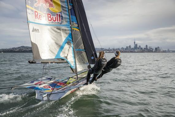World Champion Sailor Goes Running for Mental Health Awareness