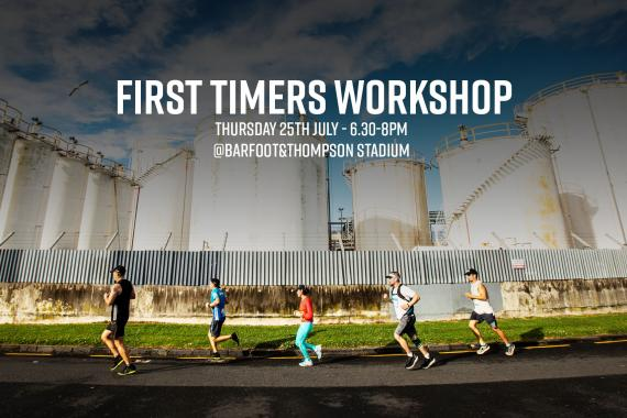 First Timers Workshop