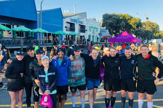 ASB Auckland Marathon Training Plans