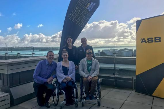 Wheelchair Athletes Set to Race Over Harbour Bridge