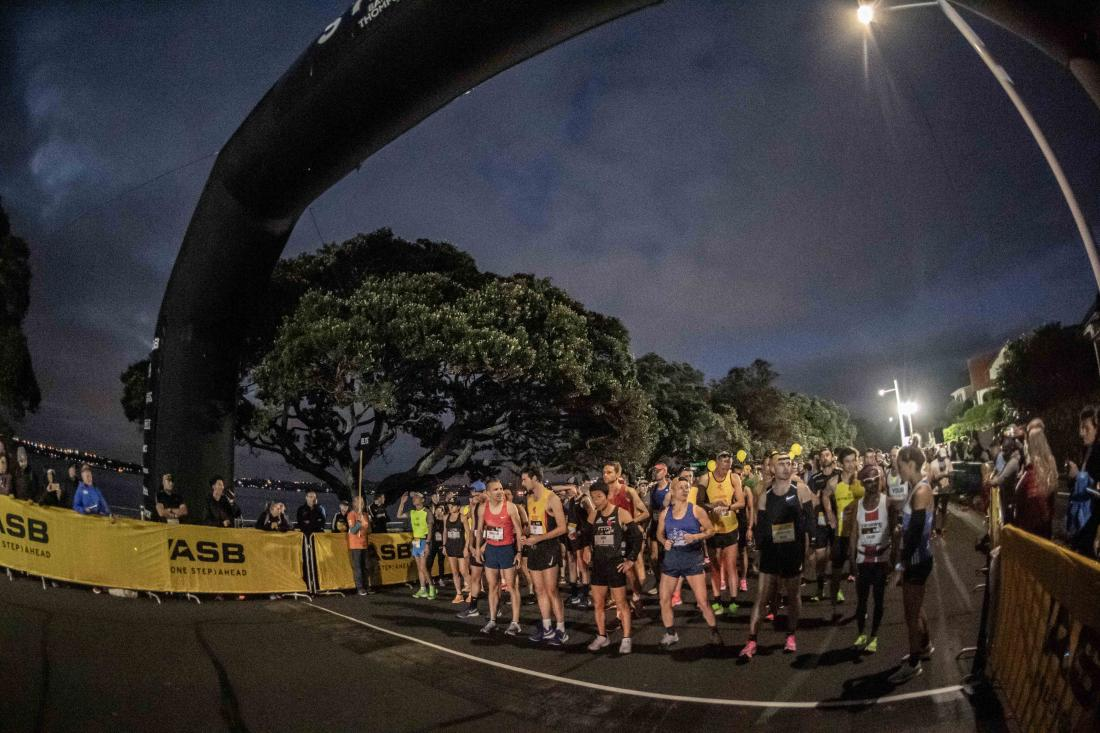 REDEMPTION FOR REFUGEE IN VICTORY AT ASB AUCKLAND MARATHON